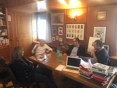 Comitato Scientifico 3 Passaggi Festival Fano 2019