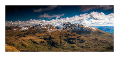 Snow in Spring (Augmented Reality Images (Getty Contributor)) Tags: nisifilters benlawers bluesky canon clouds glen highlands meallnantarmachan morning mountains munro panorama perthshire scotland snow spring tarmachanridge