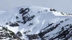Schneelawinen im Lechtal (Sanseira) Tags: schnee berge alpen lawinen holzgau österreich austria