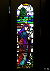 Dublin Ireland (Harry_Warren) Tags: dublin ireland stbrigid brigid saint godess celt celtic wicca wiccan christian harry clarke stained glass windows