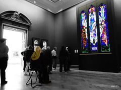 Dublin Ireland (Harry_Warren) Tags: dublin ireland harry clarke stained glass national gallery art window windows