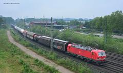 193 323 Cargo (vsoe) Tags: eisenbahn bahn güterzug güterzugstrecke güterbahnhof züge lok engine railway railroad ratingen düsseldorf nordrheinwestfalen nrw freighttrain germany deutschland