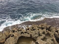 069_Azure Window (SmoKingTiger1551) Tags: malta gozo isle island azurewindow sea water waves coast rocks eroded mediterranean