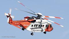 EIICS S-92A Irish Coast Guard (Anhedral) Tags: eiics sikorsky s92a irishcoastguard chc helicopter sar einn snn shannonairport