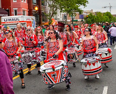 2019.05.11 DC Funk Parade featuring Batala, Washington, DC USA 02287