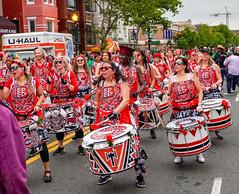 2019.05.11 DC Funk Parade featuring Batala, Washington, DC USA 02287