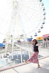 IMG_9002 (Sandor's Album) Tags: 台中 三井 outlet 摩天輪 mitsui park 台中港 ferris wheel