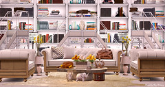 Majesty- The BookWorm Lounge (Ebony (Owner Of Majesty)) Tags: kraftwork westvillage applefall mudhoney fameshed majesty majestyinteriors majestysl majesty2019 decor decorating books library lounge homedecor homeandgarden homes homesweethome home homey interiordecor interiordecorating interiors virtual virtualliving virtualservices virtualspaces videogames nutmeg livingroom livingspaces secondlife sl mesh