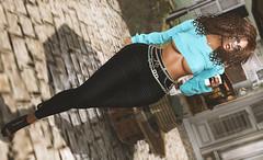 #860 (ღMandarine12ღ) Tags: miu nomatch blueberry breathe fameshed salon58 event catwa head bento maitreya body mesh avatar virtual girl sexy mode fashion look blog blogger sl secondlife