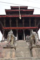 Uma Maheshwar temple (sandhya.sahi) Tags: kirtipur travel travelphotography traveler nepal nikond3300 photography serene sculpture architecture shrine newarartists newari newaritown ancient history explore temple hindu god goddess umamaheshwar dslr nikon