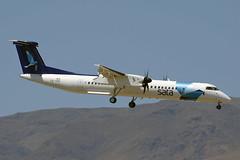 CS-TRD SATA Azores Airlines DHC8-400. Las Palmas 25/09/2016 (Tu154Dave) Tags: cstrd dhc8 q400 dhc8400 sata azores bombardier lpa las palmas canaries airport aircraft turboprop