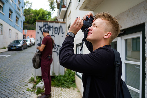 Flickr photowalk at the Creative Commons Global Summit 2019, Lisbon