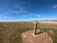 Ter Hill Cross (Marklucylockett) Tags: 2019 dartmoor dartmoornationalpark devon gopro goprohero7 marklucylockett may yelverton england unitedkingdom dartmoor365