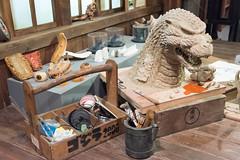 DSC_7013 (阿緹密絲設計工作室) Tags: 哥吉拉 展覽 松山文創園區 生活紀錄