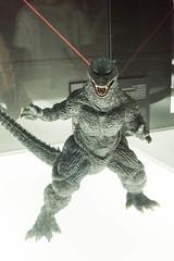 DSC_7000 (阿緹密絲設計工作室) Tags: 哥吉拉 展覽 松山文創園區 生活紀錄