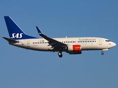Scandinavian Airlines | Boeing 737-705(WL) | LN-TUK (Bradley's Aviation Photography) Tags: egll lhr london londonheathrowairport heathrowairport heathrow canon70d aviation avgeek b737 737 sas scandinavianairlines boeing737705wl lntuk