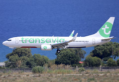 PH-HXC (QC PHOTOGRAPHY) Tags: rhodes diagoras greece july 27th 2018 transavia airlines b737800wl phhxc