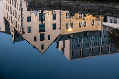 A Floating Venice (Lars Ørstavik) Tags: reflections brosundet ålesund sunnmøre norway