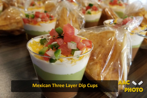 "Three Layer Dip • <a style=""font-size:0.8em;"" href=""http://www.flickr.com/photos/159796538@N03/32899227257/"" target=""_blank"">View on Flickr</a>"