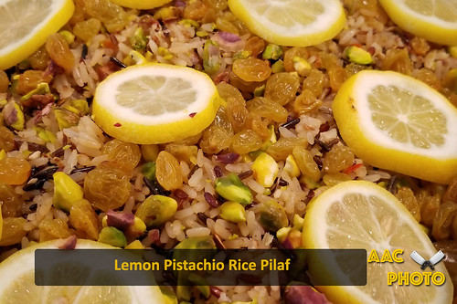 "Lemon Pistachio Rice Pilaf • <a style=""font-size:0.8em;"" href=""http://www.flickr.com/photos/159796538@N03/32899227817/"" target=""_blank"">View on Flickr</a>"