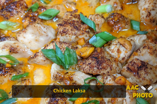 "Chicken Laksa • <a style=""font-size:0.8em;"" href=""http://www.flickr.com/photos/159796538@N03/32899228897/"" target=""_blank"">View on Flickr</a>"