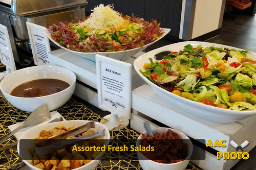"""Assorted Fresh Salads • <a style=""""font-size:0.8em;"""" href=""""http://www.flickr.com/photos/159796538@N03/32899229337/"""" target=""""_blank"""">View on Flickr</a>"""