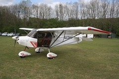G-CDHU (IndiaEcho) Tags: gcdhu skyranger swift 912 eghp popham airport airfield basingstoke hampshire england canon eos 1000d light general civil aircraft aeroplane aviation microlight fly in 2019