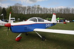 G-RVLC (IndiaEcho) Tags: grvlc vans rv9 eghp popham airport airfield basingstoke hampshire england canon eos 1000d light general civil aircraft aeroplane aviation microlight fly in 2019