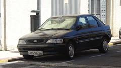 Ford Escort_04942 (Wayloncash) Tags: spanien spain andalusien autos auto cars car ford
