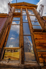 Hoist House (Jeff Sullivan (www.JeffSullivanPhotography.com)) Tags: hoist house reflection mine historic mining ghost town esmeralda county nevada usa abandoned rural decay photography nikon d850 photos copyright jeff sullivan may 2019 1424mm