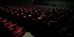 the courage to continue (gicol) Tags: theater teatro movie cinema seats sedie posti sillas vuoto empty vacio one uno personal