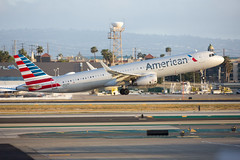 2019_04_29 LAX stock-7 (jplphoto2) Tags: a321 airbusa321 americanairlines americanairlinesa321 jdlmultimedia jeremydwyerlindgren klax la lax losangeles losangelesinternationalairport n102nn aircraft airline airplane airport aviation