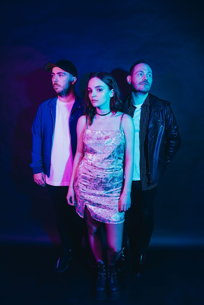 The World's most recently posted photos of 2018 and chvrches