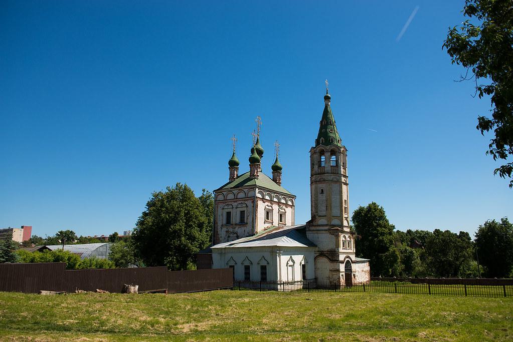 фото: Троицкая церковь