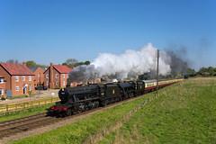 48624 (Bantam61668) Tags: lms steam uk gcr 8f