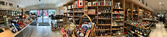 2019 Flickr Friday: Panorama (dominotic) Tags: 2019flickrfriday caffebianchi confectionery shopdisplay coffeebeans panorama leichhardt innerwestsydney foodphotography coffeecups coffeepots teapots coffeeobsession coffeeaccessories iphonexsmax yᑌᗰᗰy sydney australia