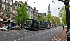 Zuigen (Peter ( phonepics only) Eijkman) Tags: amsterdam city combino gvb tram transport trams tramtracks trolley rail rails strassenbahn streetcars nederland netherlands nederlandse noordholland holland