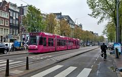 Doneren (Peter ( phonepics only) Eijkman) Tags: amsterdam city combino gvb tram transport trams tramtracks trolley rail rails strassenbahn streetcars nederland netherlands nederlandse noordholland holland