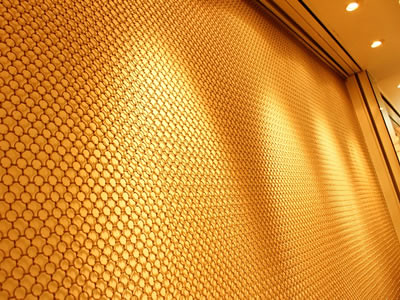 ring-mesh-curtain-decoration