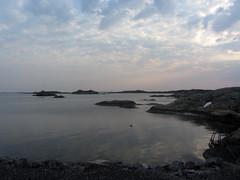 fotö (helena.e) Tags: helenae fotö husbil rv motorhome älsa solnedgång sunset water vatten himmel sky