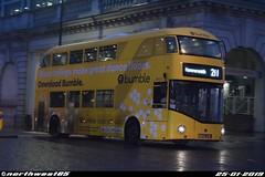 LT605 (northwest85) Tags: abellio london ltz 1605 lt605 borismaster wright nbfl 211 hammersmith buckingham palace road victoria ltz1605 bus