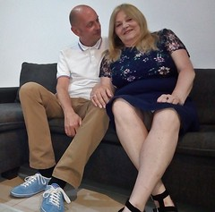 Lovers Paphos Cyprus 2019 (HerandMe2019...Please Read Profile) Tags: woman wife women female male man couple mature older younger milf people portrait pose photography classy granny glamorous blonde beauty british cyprus paphos travel holiday vacation europe elegant