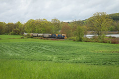 Some Field (JaiJad) Tags: train railroad necr 3850 necr3850 gp38 gp38dc emd necr610 newenglandcentral freighttrain coventry ct