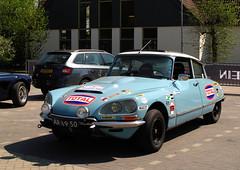 1971 Citroën DS 21 SWB (rvandermaar) Tags: 1971 citroën ds rally rallye citroënds citroen citroends sidecode1 import ar6950