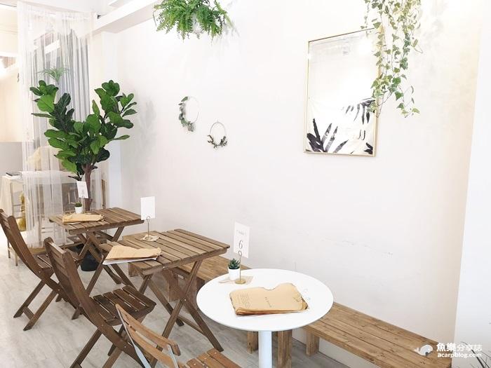 【台北中正】藏在二樓的咖啡館│超美夢幻甜點下午茶 @魚樂分享誌