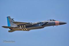 F-15C Eagle - 48FW (Richie B - SRaviation) Tags: raflakenheath 13 may 2019 f15 f15c eagle heritage scheme dday usafe