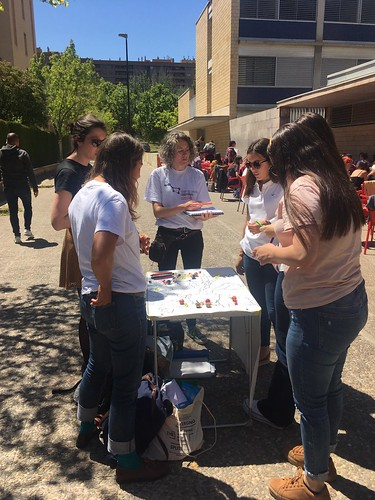 Actions at the University of Zaragoza