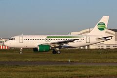 9H-LOL Airbus A319 Hi Fly Malta (@Eurospot) Tags: 9hlol airbus a319 hifly toulouse blagnac 5085 dastc