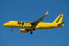 N641NK Spirit Airlines Airbus A320-232(WL) (Lin.y.c) Tags: n641nk spirit airlines airbus a320232wl spiritairlines a320 aviation airplane ohare chicago