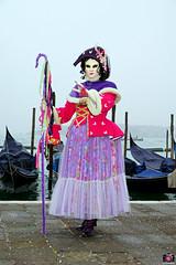 QUINTESSENZA VENEZIANA 2019 751 (aittouarsalain) Tags: venise venezia carnevale carnaval costume gondole gondola